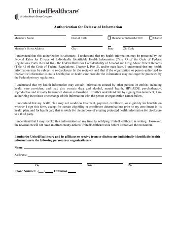 New Vamhcs Hipaa Authorization Form Is Effective Immediately