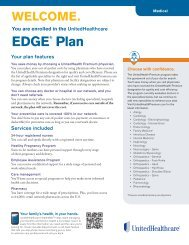 Download Brochure - UHC Tools
