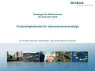 Kampagne Für Weitermacher 03. Dezember 2010 - UHD