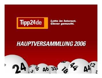 Untitled - Tipp24