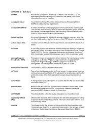 DTA Manual - Appendix C: Definitions - DTMO