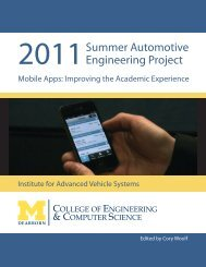 2011: Mobile Apps: Improving the Academic Experience