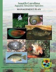 South Carolina aquatic Invasive Species Management Plan