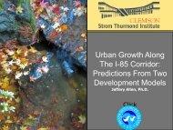 Urban Growth Along the I-85 Corridor PDF - South Carolina ...