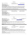 Wildlife Technical Assistance List - South Carolina Department of ... - Page 5