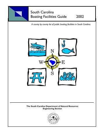 South Carolina Boating Facilities Guide 2002