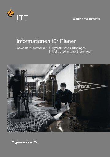 nachteil - Xylem Water Solutions Deutschland GmbH