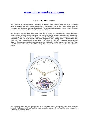 Das Tourbillon