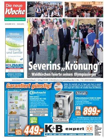 "Severins ""Krönung"""