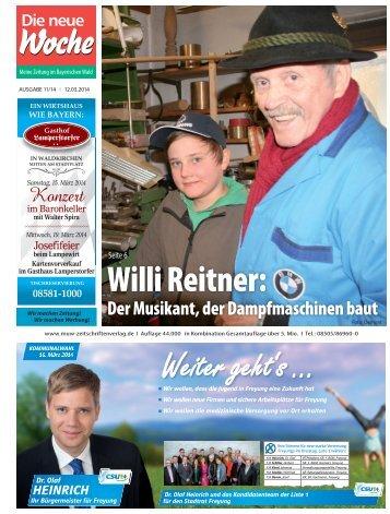 Willi Reitner: