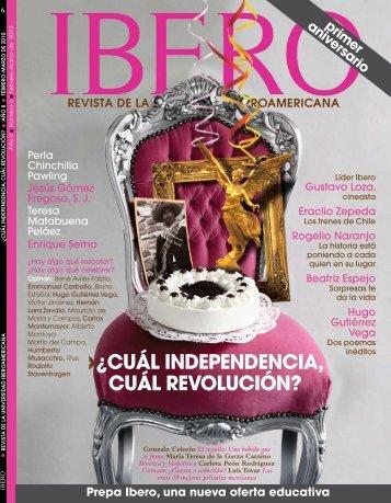 ¿cuál independencia, cuál revolución? - Universidad Iberoamericana