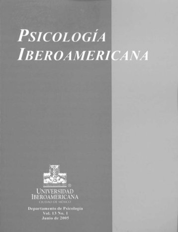 13 / 1 - Universidad Iberoamericana