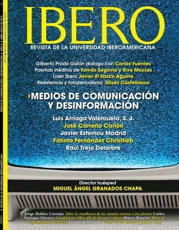 Revista Ibero 7 - Universidad Iberoamericana