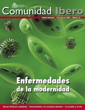Enfermedades Enfermedades - Universidad Iberoamericana