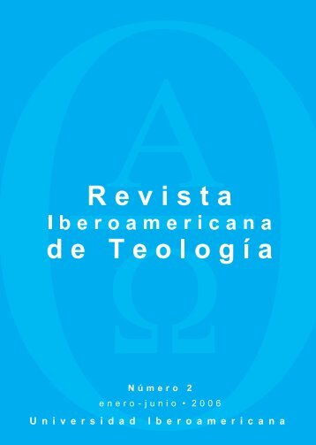Descarga la revista en PDF (1.89 Mb) - Universidad Iberoamericana