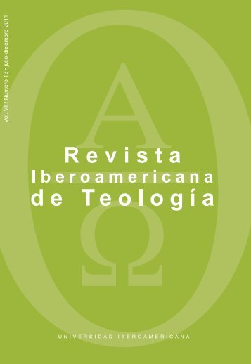 Descarga la revista en PDF (1.21 Mb) - Universidad Iberoamericana