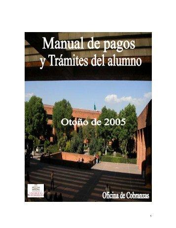 Contenido - Universidad Iberoamericana