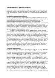 Traumets litteraritet: erindring og skapelse - Universitetet i Agder