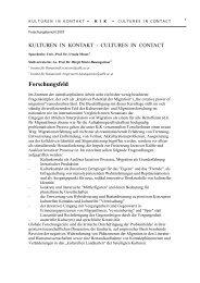 Forschungsbericht 2007 - Universität Innsbruck