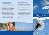 Wind Zeit Naturetainment