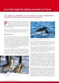 La Liste rouge des espèces menacées en France - Comité français ... - Page 2