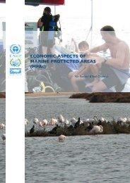 Economic aspects of marine protected areas (MPAs) - Regional ...