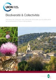 Biodiversité & Collectivités - Comité français de l'UICN
