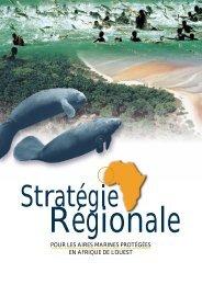 Stratégie régionale pour les Aires Marines Protégées en Afrique de l ...