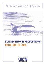 Rapport UICN France - loi Mer - Comité français de l'UICN