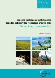 Synthèse générale et recommandations (pdf 2Mo) - Especes ...