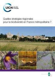 Quelles stratégies régionales pour la biodiversité en France ...