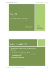 What is Web 2.0? - User Interface Engineering