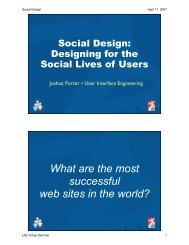 What are the most web sites in the world? - User Interface Engineering