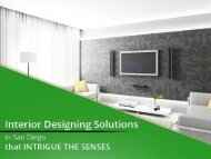 Top Notch Remodeling Contractors in San Diego