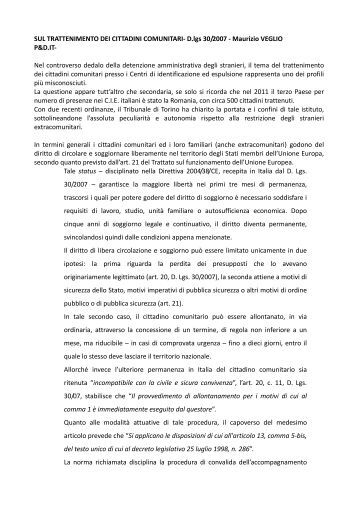 Beautiful Diritto Di Soggiorno Permanente Pictures - Idee ...