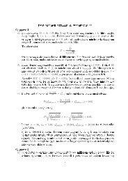 Fasit eksamen STK1110 2. desember 2009 Oppgave 1 Oppgave 2