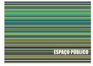 Portefólio 2005 - Espaço Público