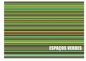 Portefólio 2005 - Espaços Verdes