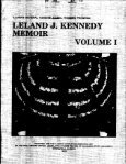 Leland J. Kennedy Memoir - University of Illinois Springfield - Page 2