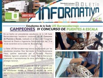 Barrancabermeja - Universidad Industrial de Santander