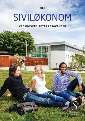 37184 uis_bli_siviløkonom - Universitetet i Stavanger