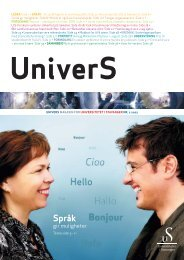 Les magasinet her - Universitetet i Stavanger