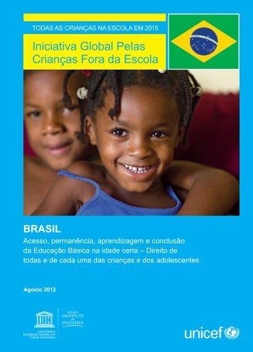 Iniciativa Global Pelas Crianças Fora da Escola