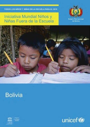 3. Visualizando a los Niños Fuera de la Escuela - Institut de ...