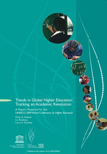 Trends in Global Higher Education - Institut de statistique de l'Unesco