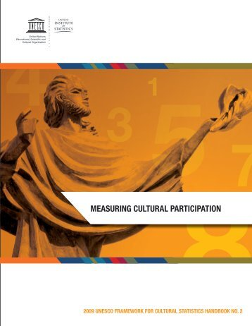 Measuring Cultural Participation - Institut de statistique de l'Unesco