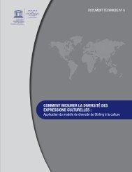 French (2647 Kb) - Institut de statistique de l'Unesco