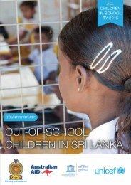 Sri Lanka - Institut de statistique de l'Unesco