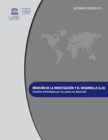medición de la investigación y el desarrollo - Institut de statistique ...