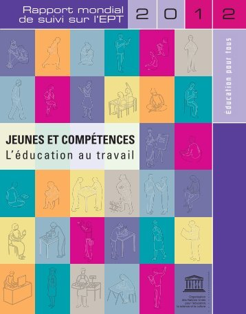 l'éducation au travail - Institut de statistique de l'Unesco